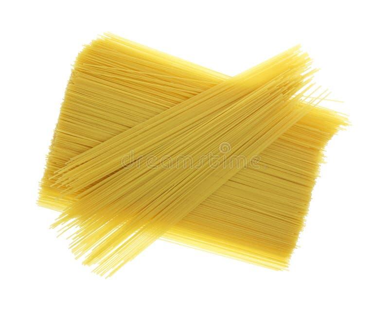 Angel Hair Pasta Top fotografia de stock