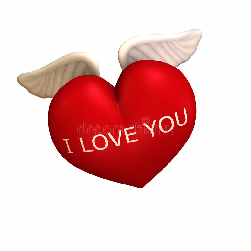 Free Angel Heart 1 Stock Photo - 1631640
