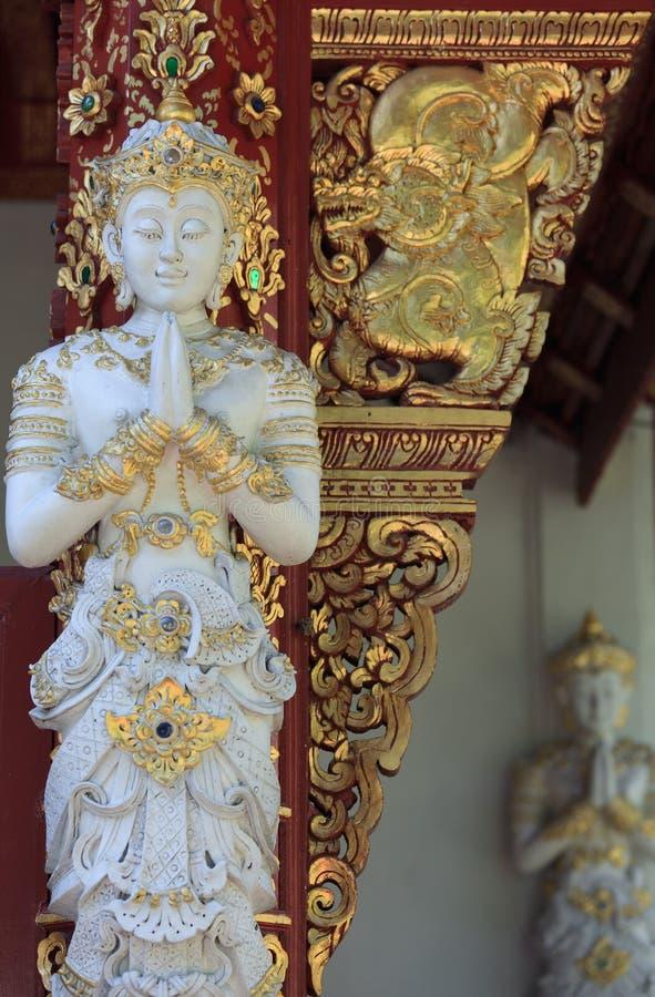 The Angel II royalty free stock photos