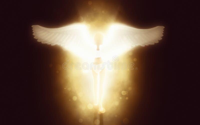 Angel Illustration de desaparición libre illustration