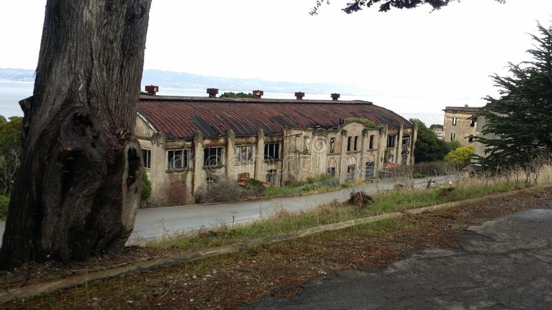 Angel Island, Califórnia fotos de stock royalty free