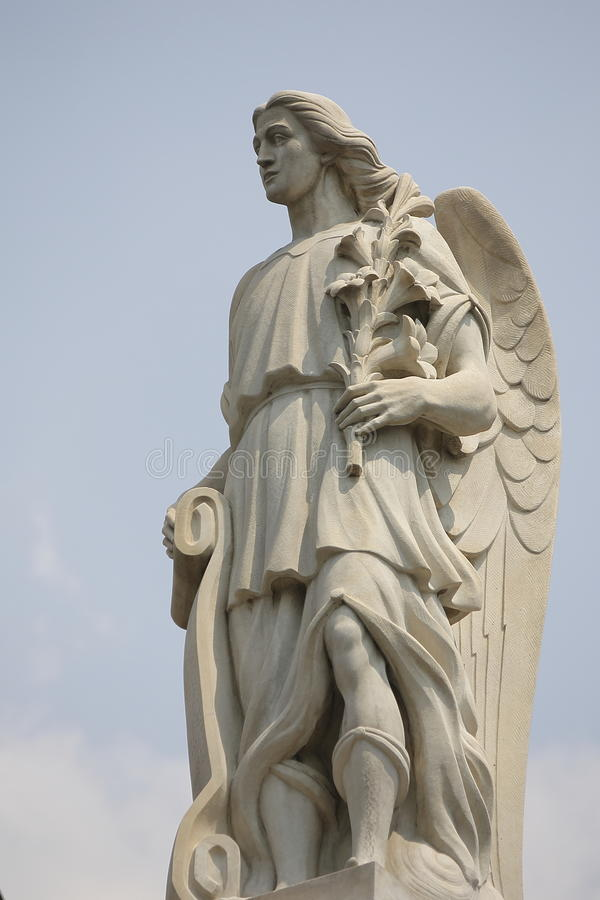 Angel IV royalty free stock images