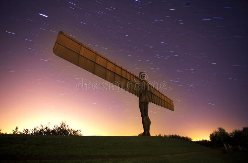 Download Angel Of The North Stock Photo - Image: 21348480