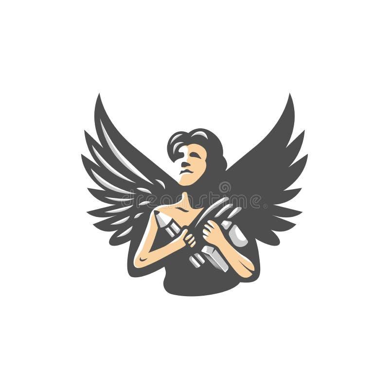 angel pencil stock illustrations 799 angel pencil stock illustrations vectors clipart dreamstime