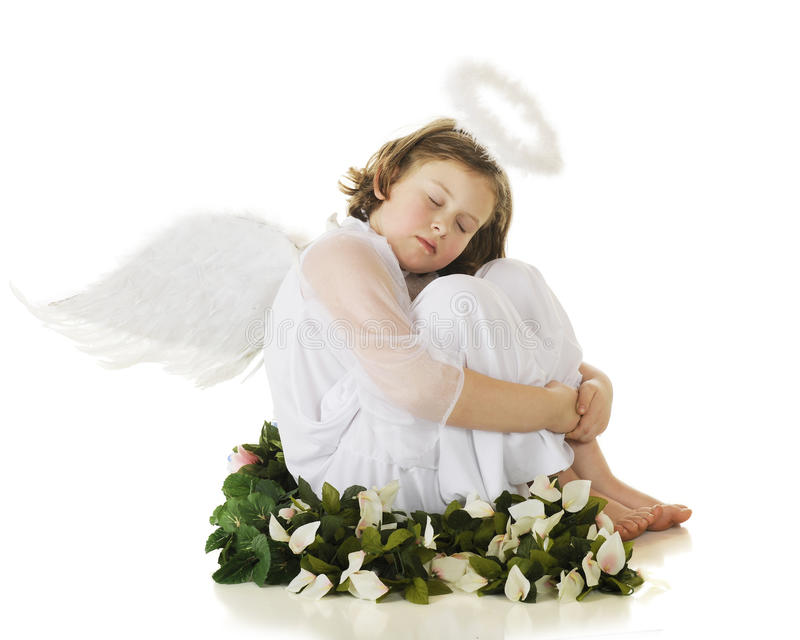Download Angel At Rest Stock Photos - Image: 22633413