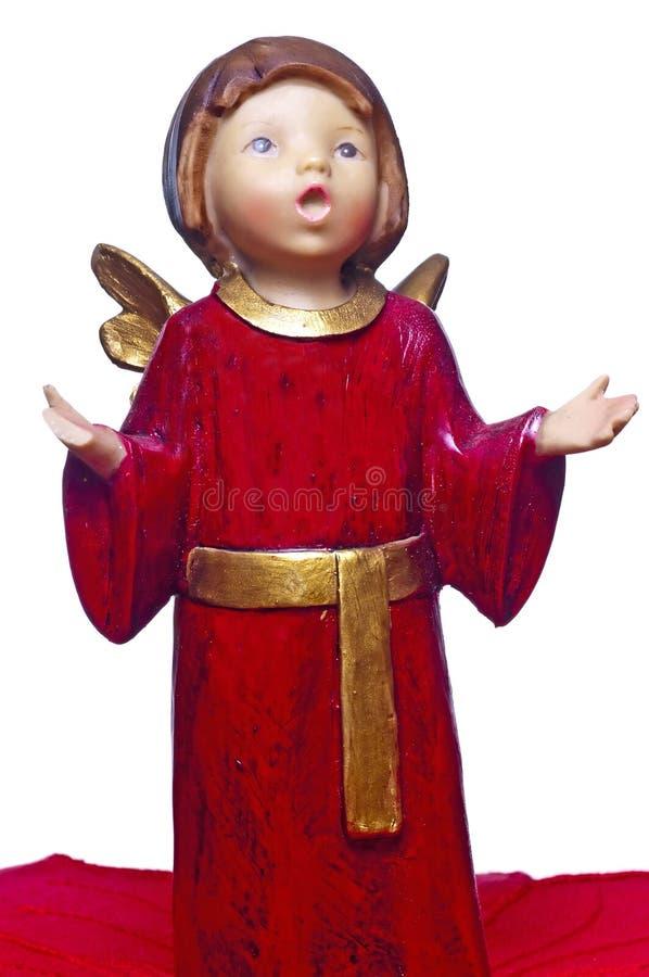 Download Angel Sings Stock Photo - Image: 22301120