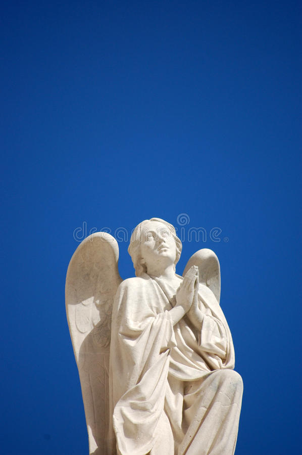 Angel Statue stock images