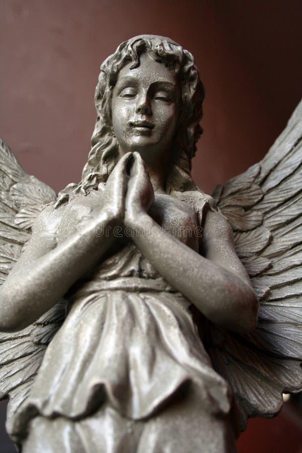 Angel Statue 4 stock photo
