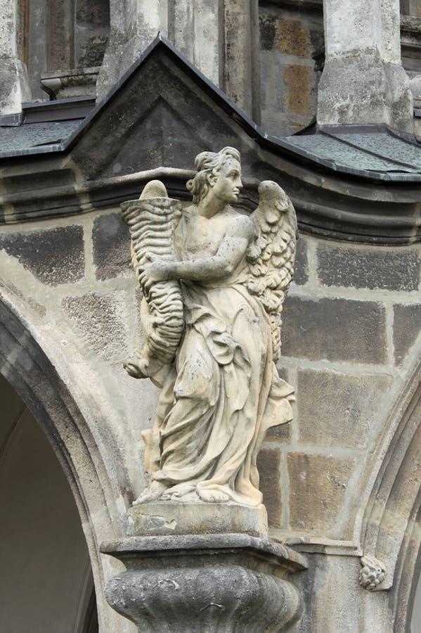 Angel Statue stockfotografie