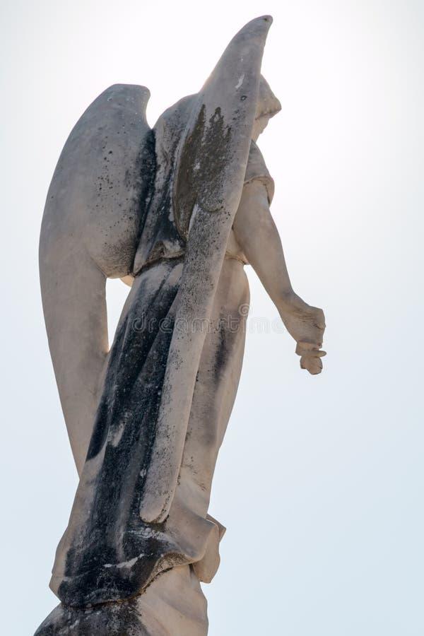 Angel Statue royalty-vrije stock fotografie