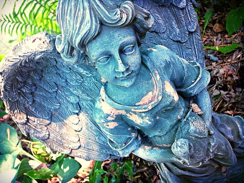 Angel Statue photo libre de droits