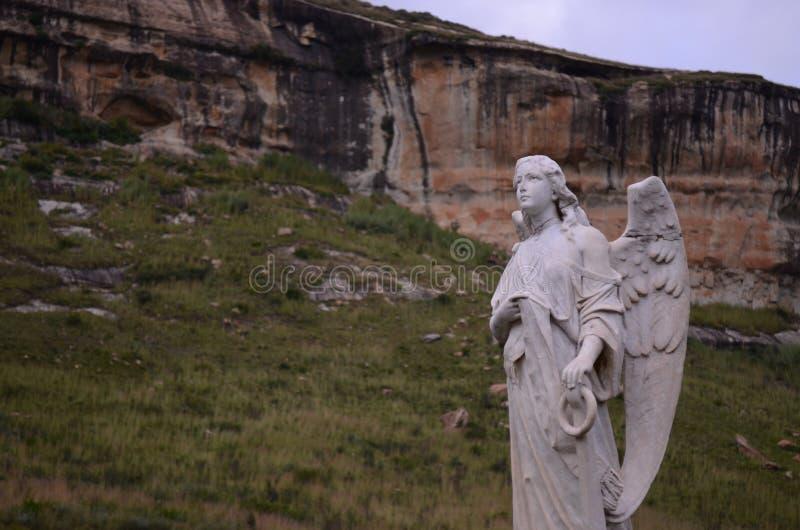 Angel Statue royalty-vrije stock foto