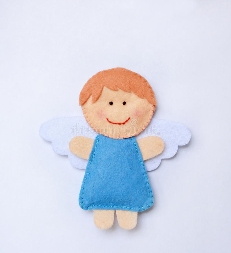 An angel royalty free stock photos