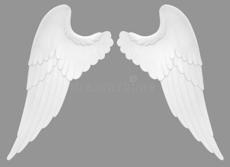 Download Angel Wings stock photo. Image of wings, wing, virtue - 3213848