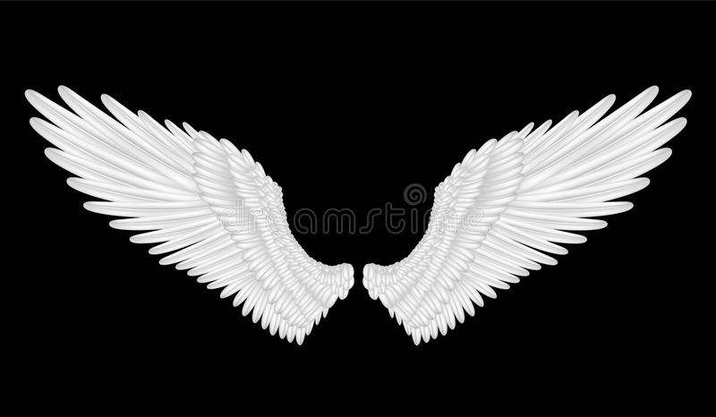 Angel Wings illustration libre de droits
