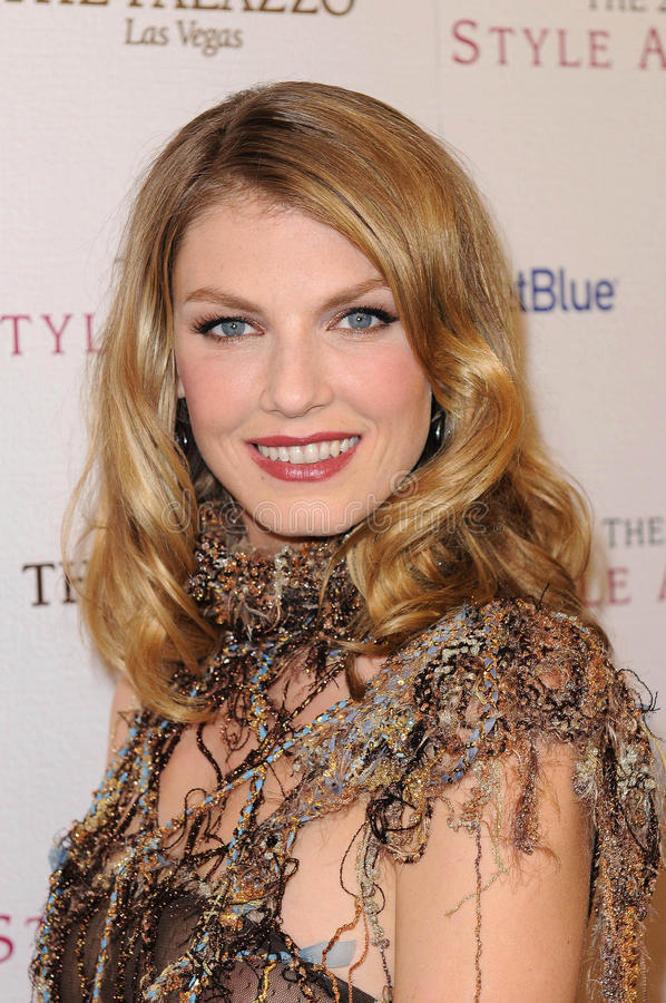 Angela Lindvall photo stock