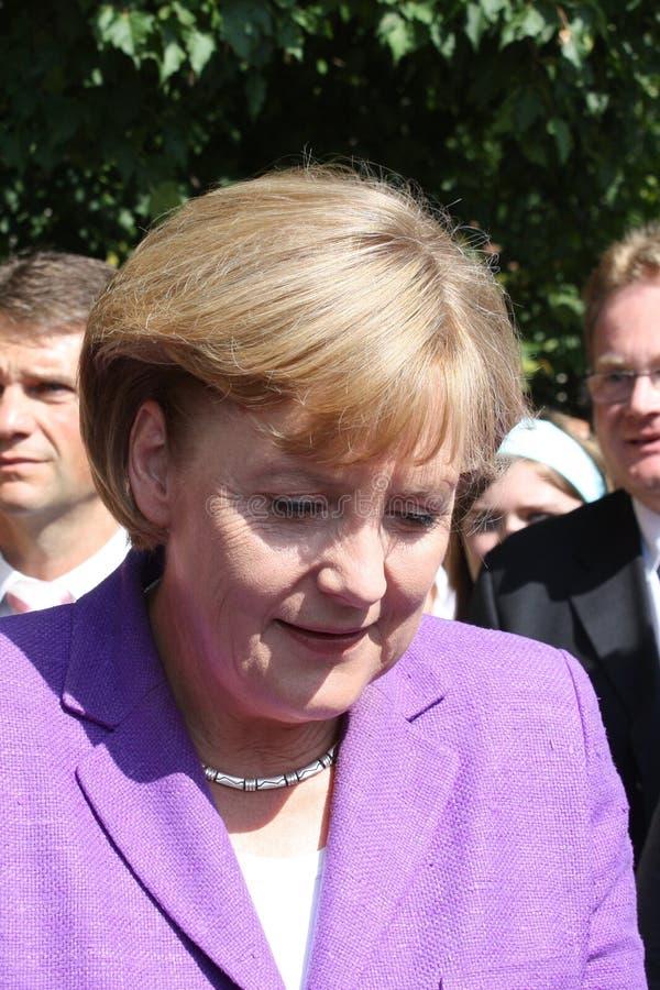 Angela Merkel. Election 2009 Germany: Chancellor of the Confederation Angela Merkel stock photography