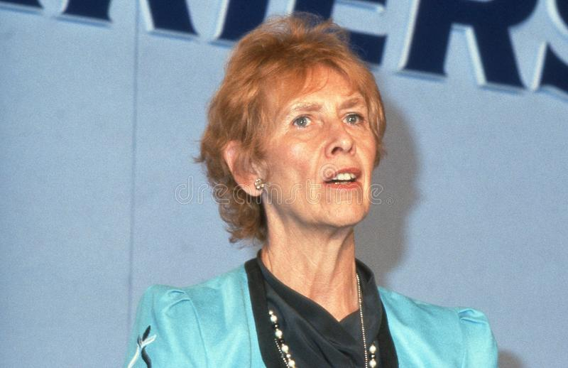 Angela Rumbold imagens de stock