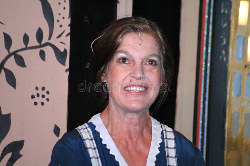 Angela Winkler stock photo