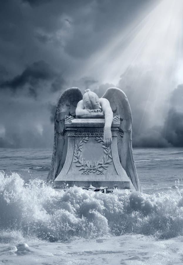 Angelic Ocean Stock Images
