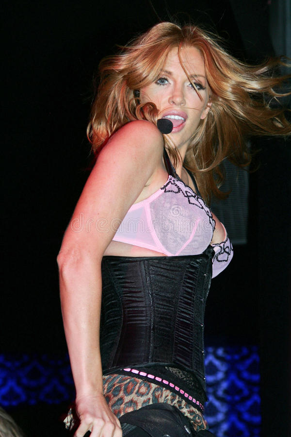 Angelica Bridges. At Tina Jordan and Charis Boyle's Birthday Party. Basque, Hollywood, CA. 08-18-06 stock photo