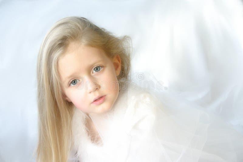 Angelical foto de archivo libre de regalías