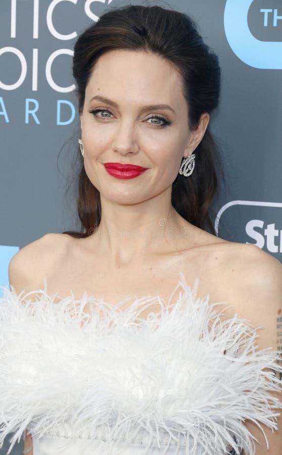 Angelina Jolie photographie stock libre de droits