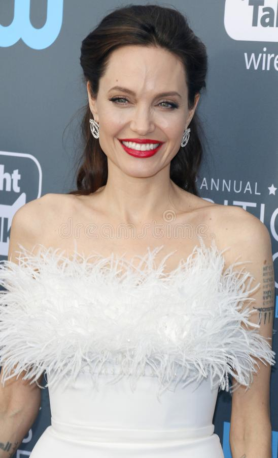 Angelina Jolie images stock