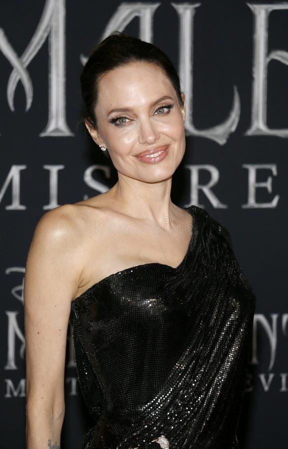 Angelina Jolie imagenes de archivo