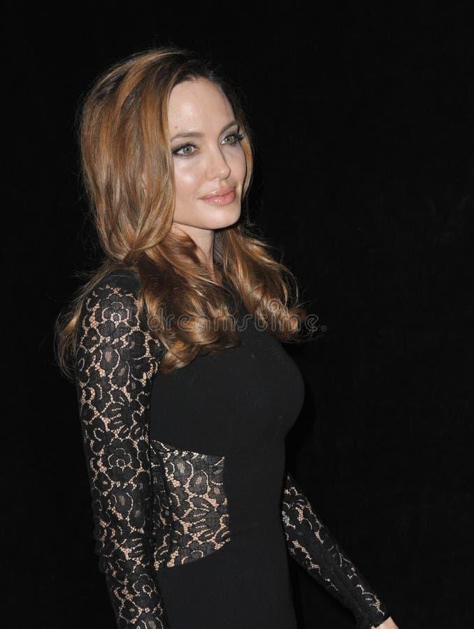 Angelina Jolie stock foto's