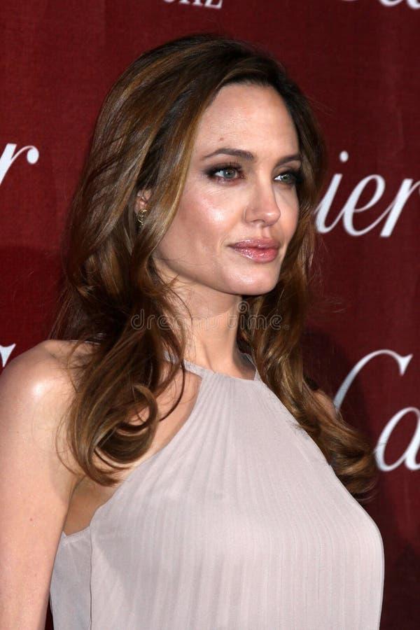 Angelina Jolie royalty-vrije stock foto's