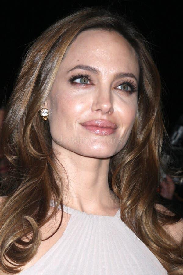 Angelina Jolie royalty-vrije stock fotografie