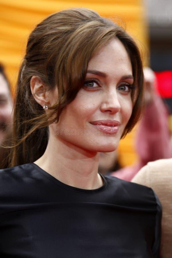 Angelina Jolie imagen de archivo