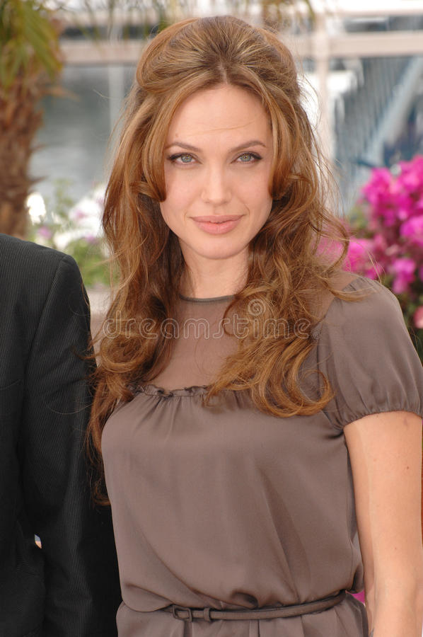Angelina Jolie arkivfoton