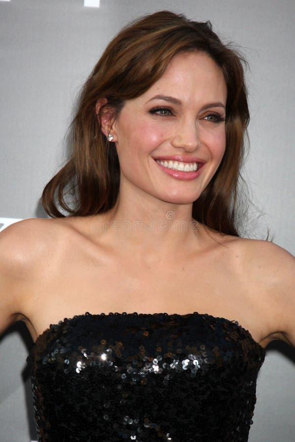 Angelina Jolie Editorial Stock Image