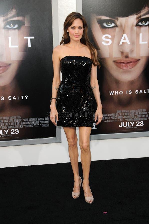 Angelina Jolie stock fotografie