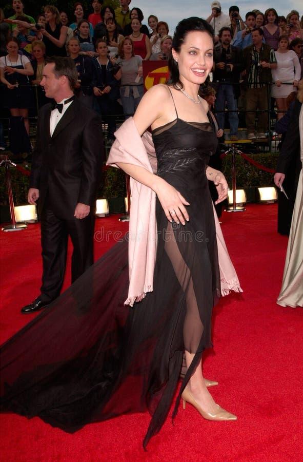 Angelina Jolie, stock afbeelding