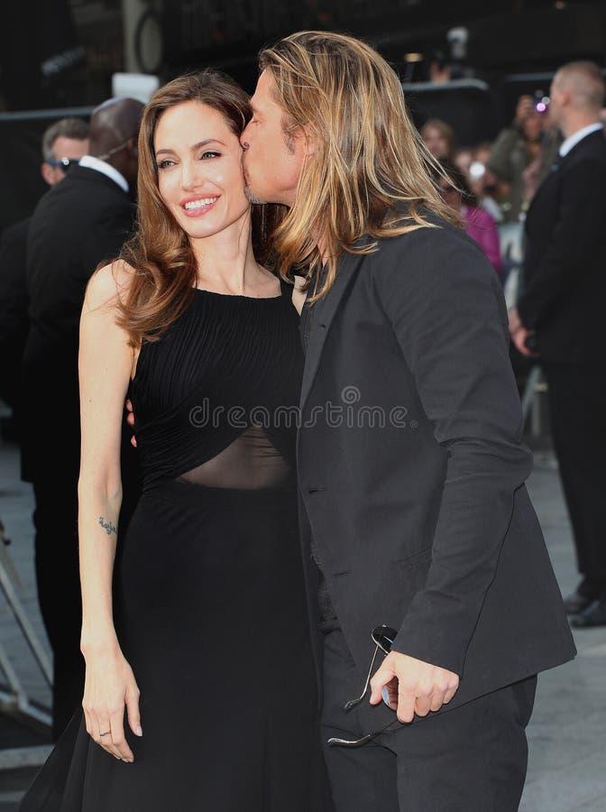 Angelina Jolie royaltyfri foto