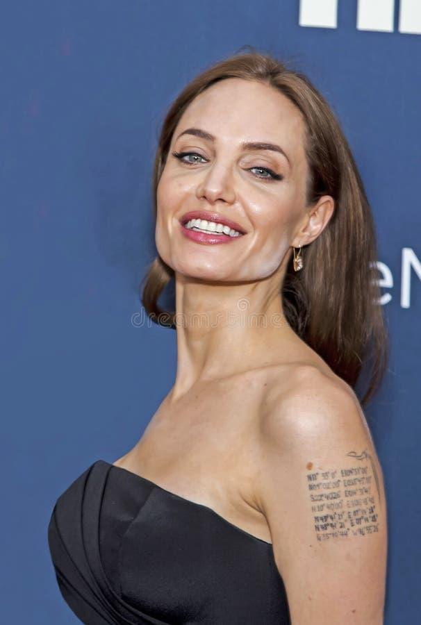 Angelina Jolie fotos de stock royalty free