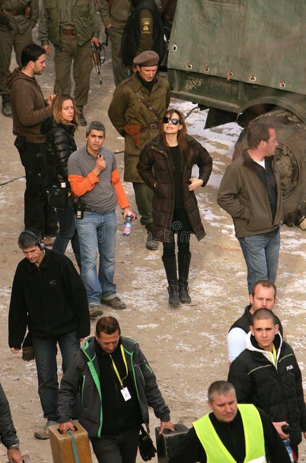 Angelina Jolie lizenzfreie stockfotos