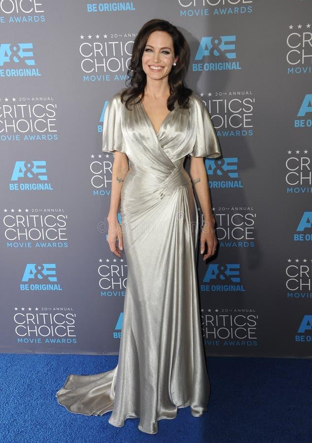 Angelina Jolie royalty-vrije stock foto