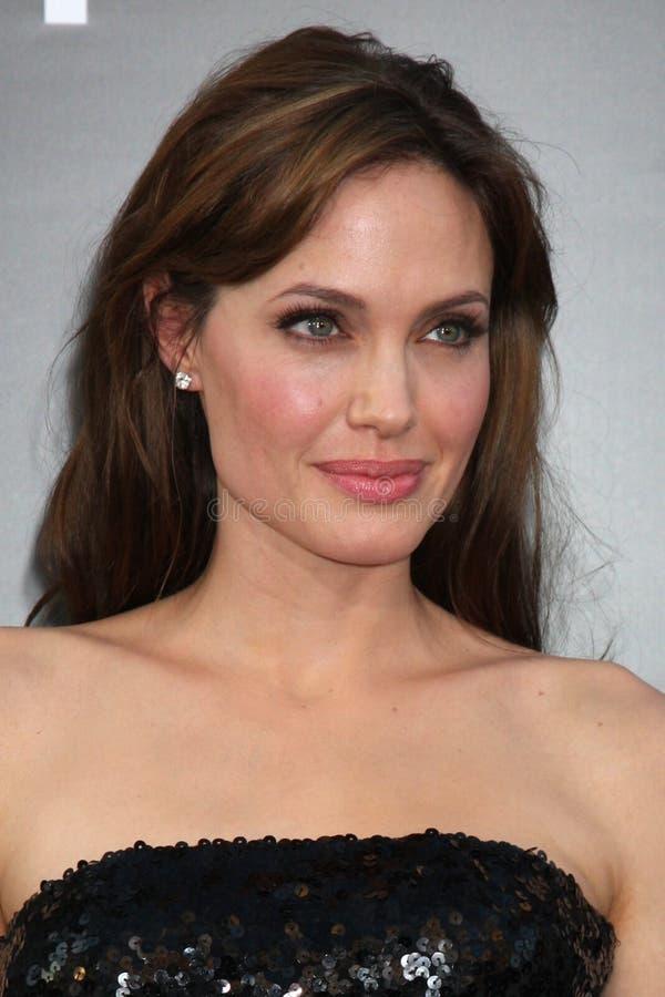 ANGELINA JOLIE, Angelina Jolie fotos de stock royalty free