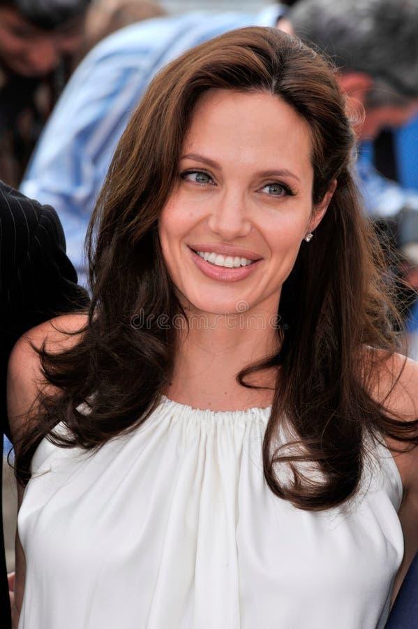 ANGELINA JOLIE, Angelina Jolie fotografia de stock