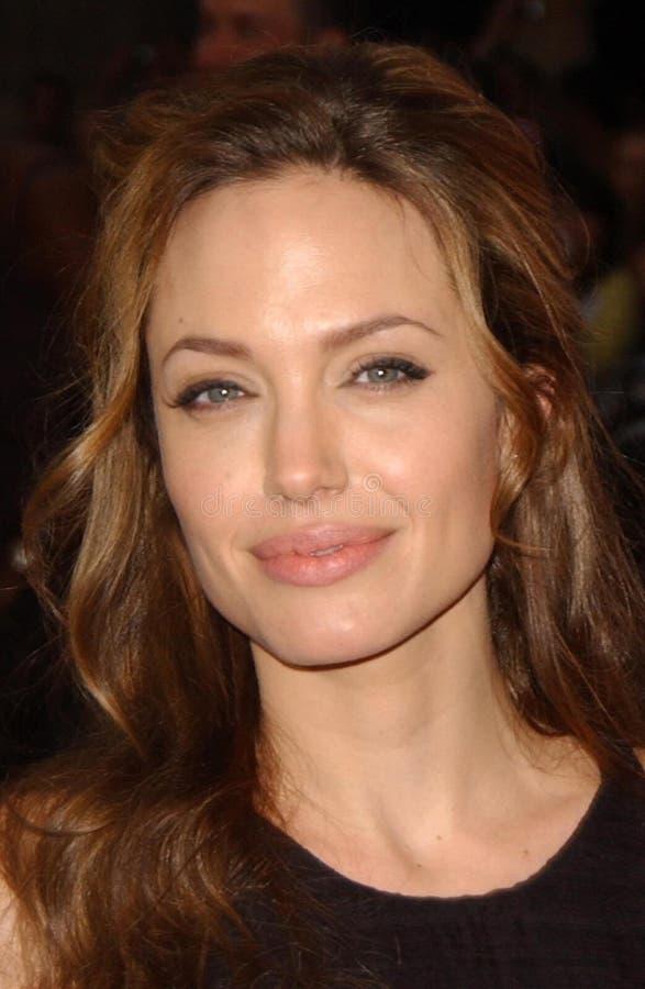 Angelina Jolie, ANGELINA JOLIE, stock afbeeldingen