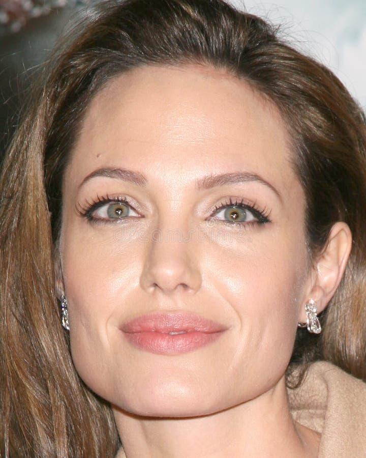 Angelina Jolie, ANGELINA JOLIE, royalty-vrije stock fotografie