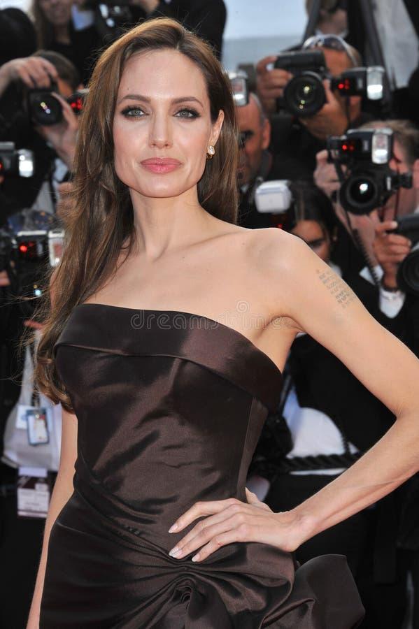 Angelina Jolie, Brad Pitt, ANGELINA JOLIE, stock fotografie