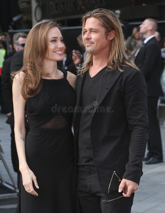 Angelina Jolie stock photo