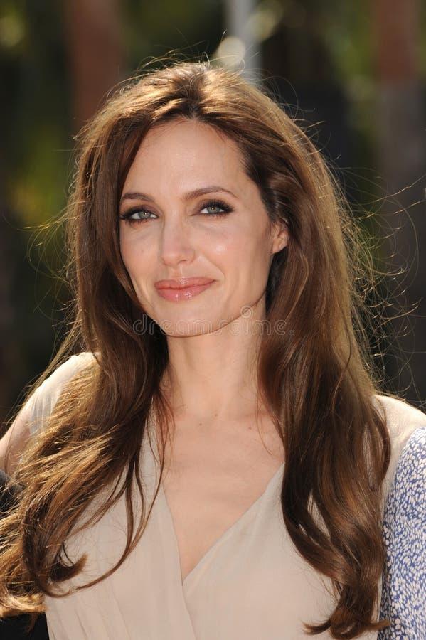 Angelina Jolie, ANGELINA JOLIE, stockbild