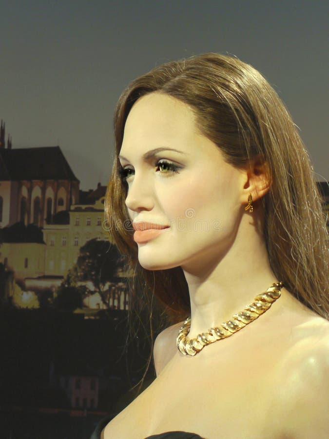 Angelina Jolie Pitt στοκ φωτογραφίες