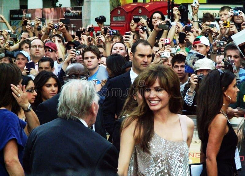 Download Angelina Jolie At Salt Premiere Editorial Photo - Image: 15728906